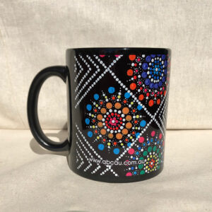 Art on Country – Patterns Ceramic Mug